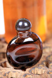 Aromatic oil bottle Royalty Free Stock Photo