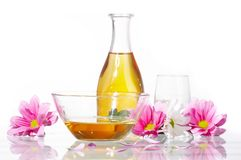 Aromatic oils Royalty Free Stock Photography