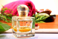 Aromatic perfume Stock Image