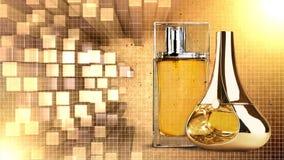 Free Aromatic Perfume Bottles Isolated On White Stock Photography - 112489502