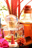 Aromatic perfumes Stock Image