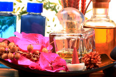 Aromatic perfumes Royalty Free Stock Photo
