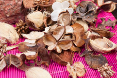 Aromatic pot pourri Stock Photography