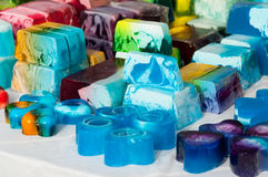 Aromatic soap Royalty Free Stock Photography