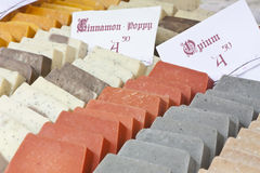 Aromatic soaps Royalty Free Stock Photo