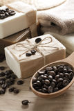 Aromatic spa σύνολο Στοκ Εικόνα