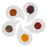 Aromatic spices Stock Photos