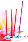 Aromatic sticks Stock Images