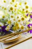 Aromatic sticks fuming Stock Photos
