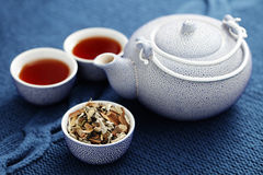 Aromatic tea Royalty Free Stock Images