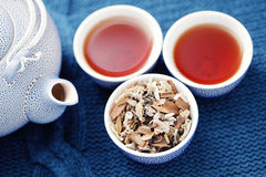 Aromatic tea Stock Photography