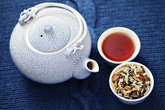 Aromatic tea Royalty Free Stock Image