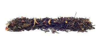 aromatisation μαύρο τσάι Στοκ Φωτογραφία