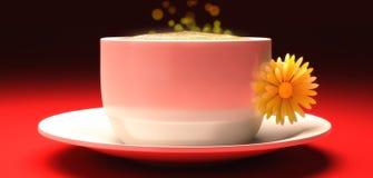 Aromatische Koffie Royalty-vrije Stock Afbeeldingen