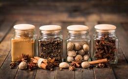 Aromatische kruiden royalty-vrije stock foto