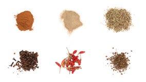 Aromatische Kruiden Stock Foto
