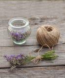 Aromatische lavendel alvorens te drogen Stock Afbeeldingen
