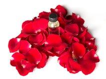 Aromatische oliën Royalty-vrije Stock Afbeeldingen
