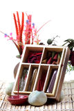 Aromatische punten Stock Fotografie