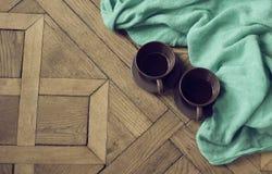 Aromatischer Kaffee Lizenzfreies Stockfoto