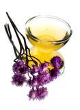 aromatisk olja Fotografering för Bildbyråer