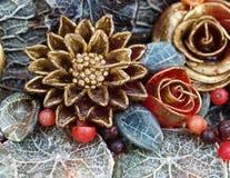 Aromatisk stearinljus Royaltyfria Bilder