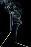 aromatisk stick royaltyfria foton