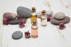 Aromatiska extrakter Royaltyfri Bild