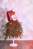 aromatiska stekheta kryddor för julkakapepparkaka Arkivbilder