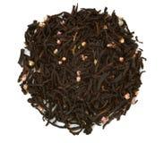 Aromatized black tea Stock Photography
