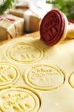 aromatyczne wypiekowe bożych narodzeń ciastek miodownika pikantność bożych narodzeń ciastka znaleziska wizerunki patrzeją więcej  Zdjęcia Stock