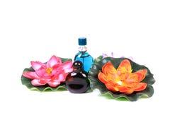 aromatyczny olejów pachnideł zdrój obraz royalty free