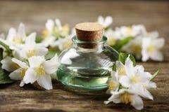 aromatyczny olej zdjęcie stock
