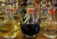 Aromatyczny oleju bąbel Fotografia Royalty Free