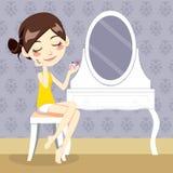 aromatyczny pachnidło ilustracji