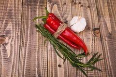Aromatyczny składnika spiciness fotografia stock