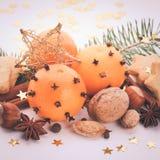 Arome de Noël Photo libre de droits