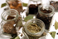 Aromi della cucina Fotografia Stock Libera da Diritti