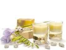aromterapi Royaltyfri Fotografi