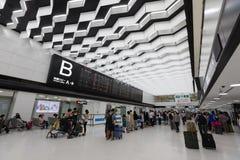 Aéroport international de Narita au Japon Photo libre de droits