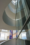 ARoS Art Museum, Aarhus, Dänemark - abstrakte Reflexionen Stockfoto