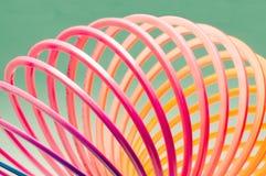 Aros coloridas imagem de stock