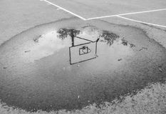 Aros de basquetebol Foto de Stock Royalty Free