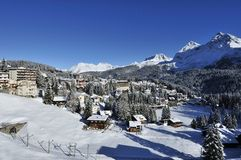 Arosa Stock Photography