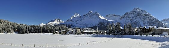 Arosa Stock Image
