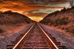 Around the Bend. Stock Photography