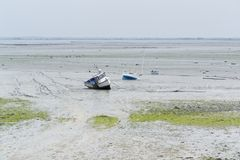 Around Cancale Royalty Free Stock Images