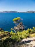 Around Cap de Formentor Royalty Free Stock Image