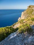 Around Cap de Formentor Stock Image