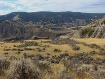 Around Farwell Canyon, BC, Canada Royalty Free Stock Photos